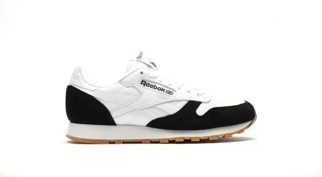 2017 Reebok Mens Classic Leather SPP Sneakers in White