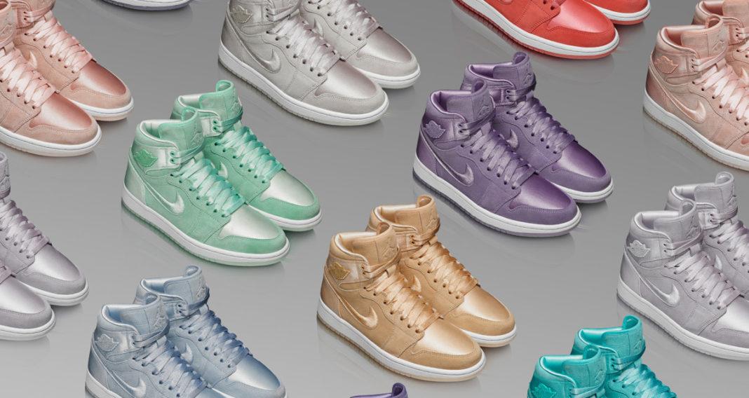 Nike AJ I Season of Her Collection
