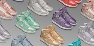 Nike AJ I Season of Her Collection