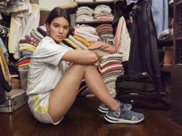 Kendall Jenner wirbt für adidas Arkyn Boost